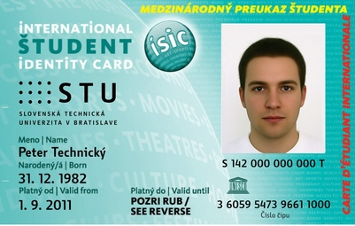 types of id cards in use